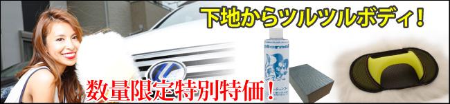 マイエターナル 鉄粉取り ムートン 洗車