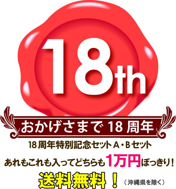 エターナル創業17周年 特別記念セット 通販